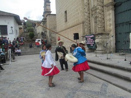 El Clarín El Milenario Y Típico Instrumento Cajamarquino Rpp Noticias