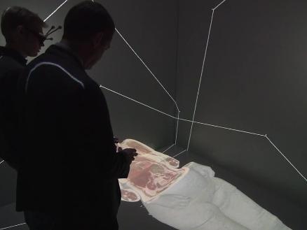 EEUU: Alumnos estudian anatomía con hologramas de cadáveres | RPP ...
