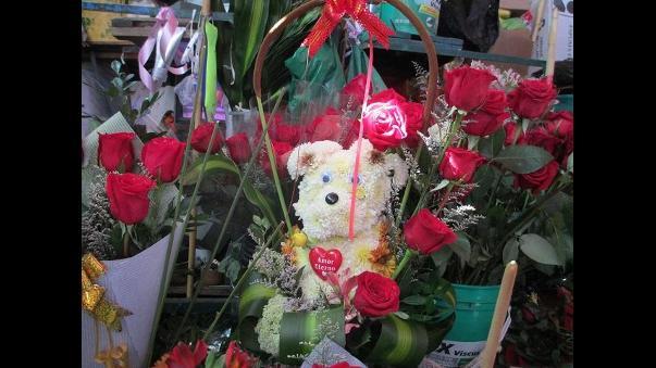Arequipa Arreglos Florales Con Diseños De Animales Se