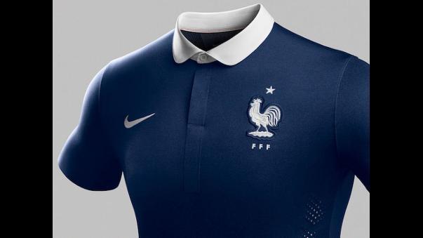 Gana la camiseta que Francia lucirá en el Mundial Brasil 2014!  1bb41690a335b
