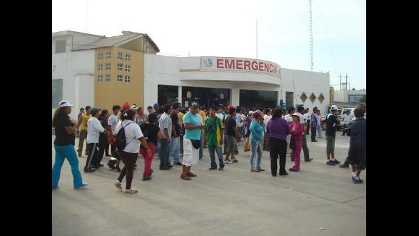 Huacho: médicos mantienen 27 días de huelga indefinida