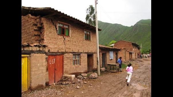 Inei Casi La Mitad De Casas En Perú Son De Barro Piedra Y