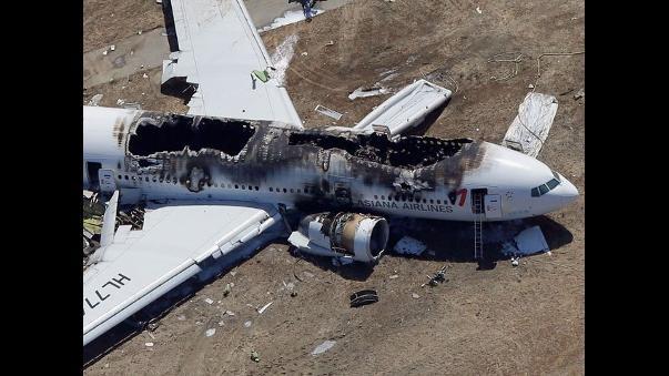 Se cae avion de BTS