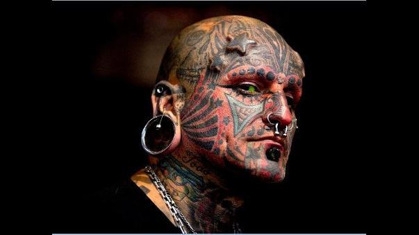 La Más Importante Reunión De Los Mejores Tatuadores Del Mundo En