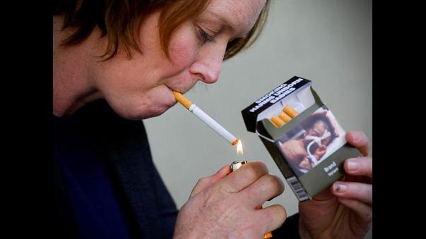 Que es la adiccion al cigarros