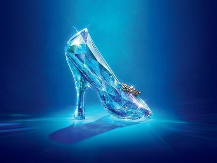 Ahora puedes tener el zapato de cristal de Cenicienta!  3fad7946adb5