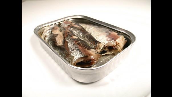 sardinas en lata embarazo