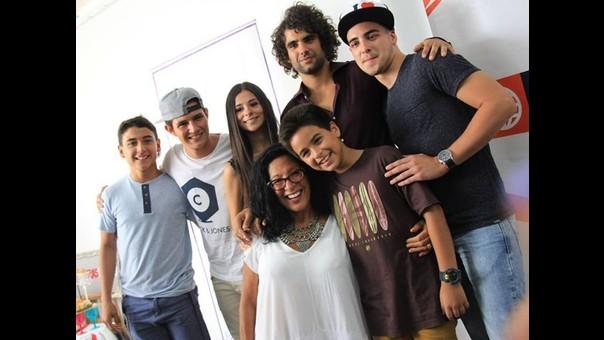 10c1298c3e77 Pulseras rojas lideró el rating en su estreno | RPP Noticias