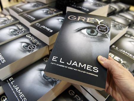 50 Sombras de Grey: E.L. James alimenta la trilogía con nuevo libro ...
