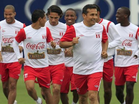 Perú vs. Chile  Humala pide árbitro imparcial para el choque de este ... ce430b2a8576e