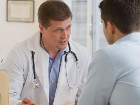 examen de próstata y prueba de fertilidade