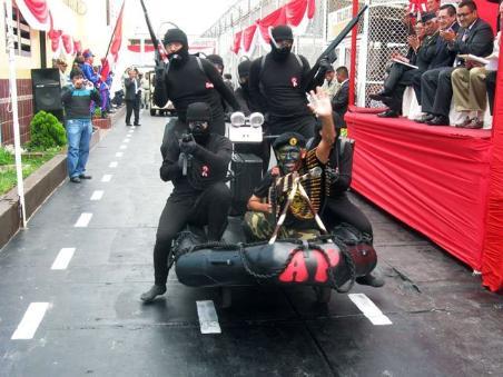 Resultado de imagen para internos del penal de carquín realizarán desfile la jornada