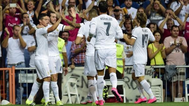 Real Madrid.