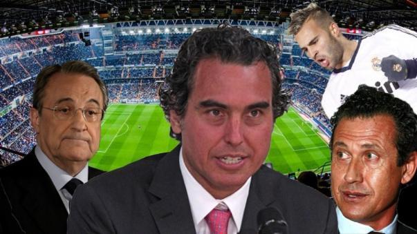 José del Solar y su salida accidentada del Real Madrid