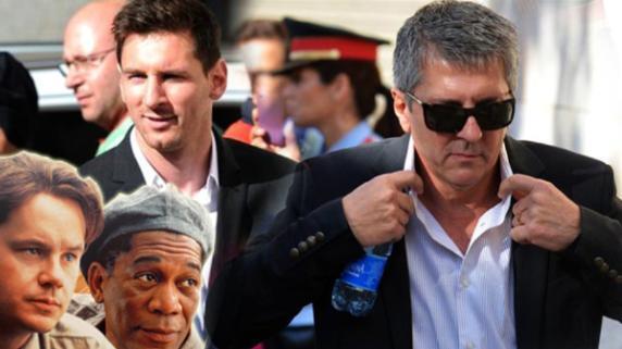 El padre de Lionel Messi podría ir preso