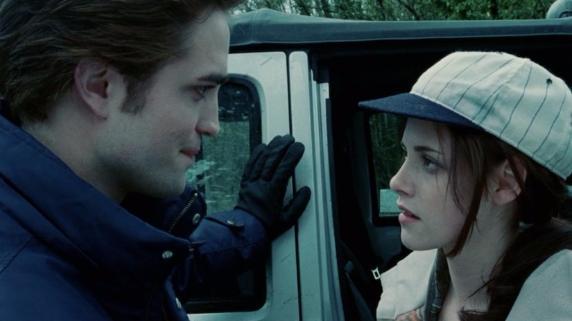 Edward Cullen y Bella Swan