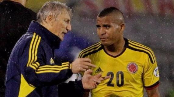 José Néstor Pékerman confirmó el alta médica de Macnelly Torres.