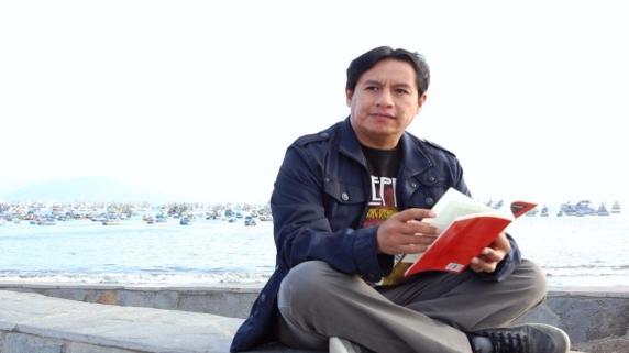 Augusto Rubio, presentará su novela