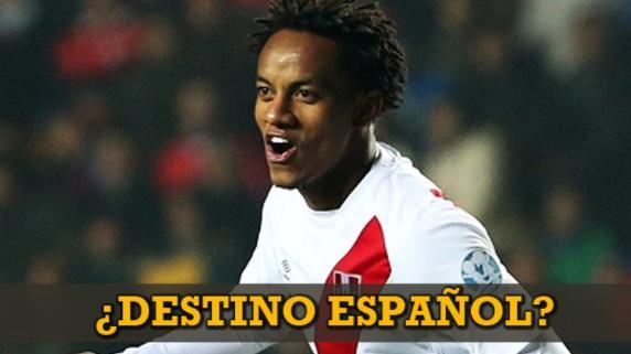 Carrillo al fútbol español