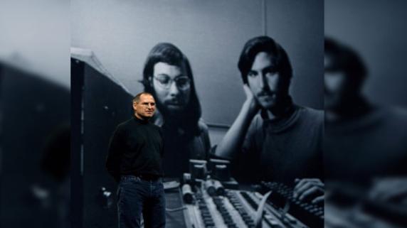 Apple no se creó en un garaje