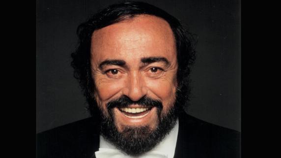 Luciano Pavaroti