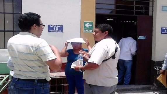 Familiares de, Fredy Maco Torres, piden un tramo más humano para él.