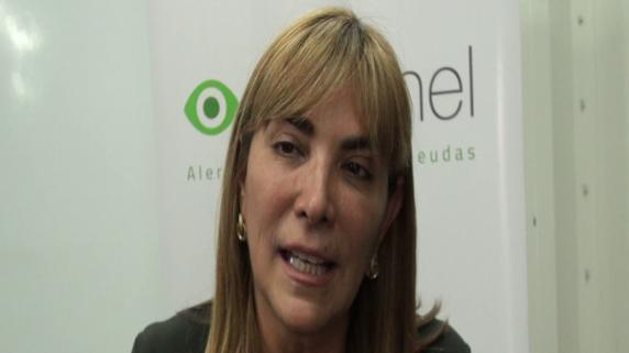 Yanina Cáceres, directora de negocios de Sentinel