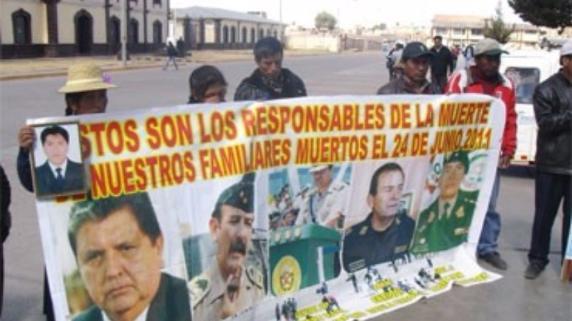 Seis muertos y más de 30 heridos dejó protesta.