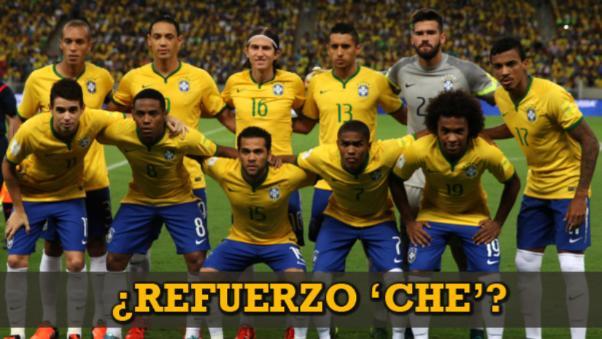 1735e44b9 Eliminatorias Rusia 2018  selección de Brasil convocaría al argentino Lucas  Pratto
