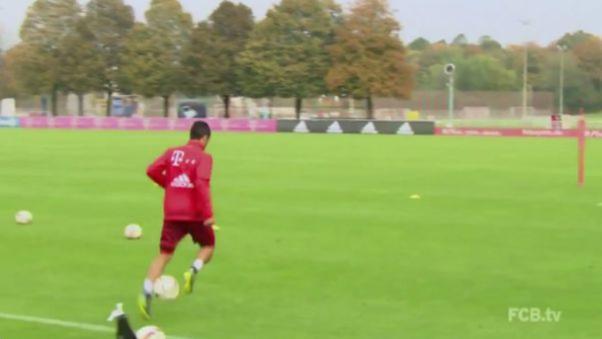 Thiago Alcántara y su nuevo lujo con el Bayern Munich
