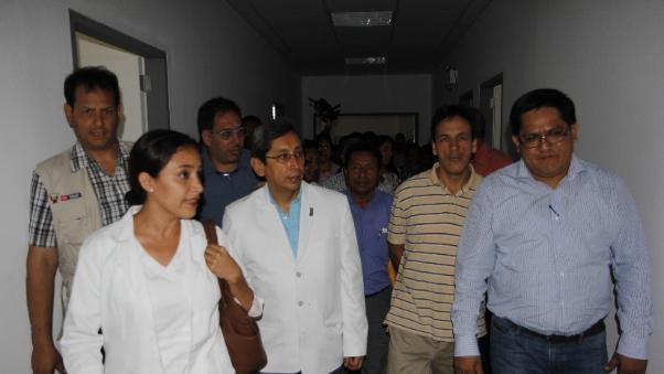 visita hospitales