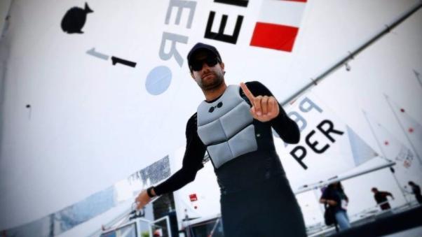 Es la tercera vez que Alexander Zimmermann se corona campeón mundial.