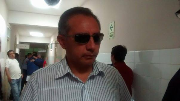 Gerente municipal, Felipe Mantilla