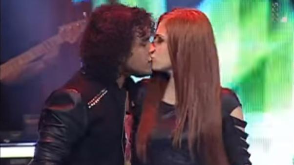 La Voz Perú: Concursantes se besaron en vivo frente al jurado
