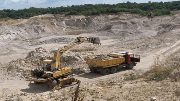 Minería informal en