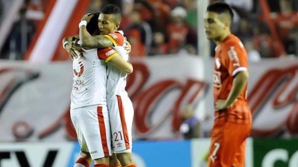 Santa Fe es el único que logró conseguir puntos de visitante por los cuartos de final de la Copa Sudamericana.