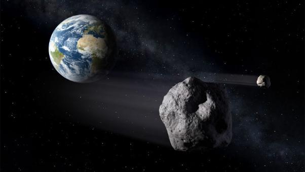 El asteroide que nos visitará en Halloween