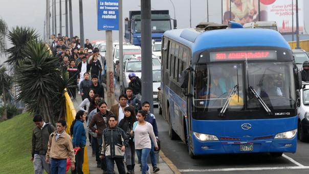Reforma del transporte.