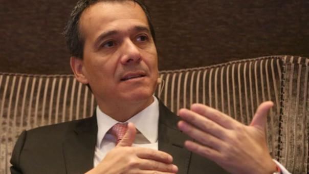 Ministro de Economía y Finanzas, Alonso Segura.