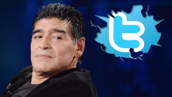 Diego Maradona cumple este 30 de octubre 55 años.