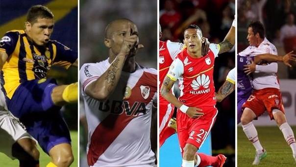 Sportivo Luqueño, River Plate, Santa Fe y Huracán son los cuatro equipos que quedan en carrera.