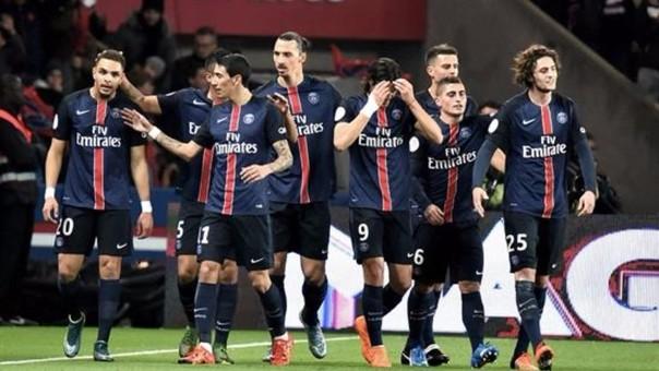 PSG sigue imparable en la Ligue 1 de Francia.