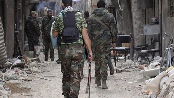 Conflicto sirio.