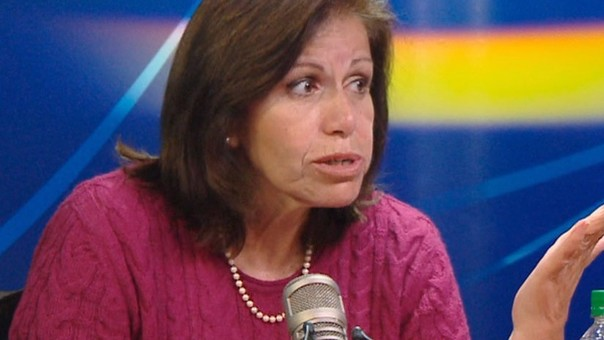 Lourdes Flores Nano.