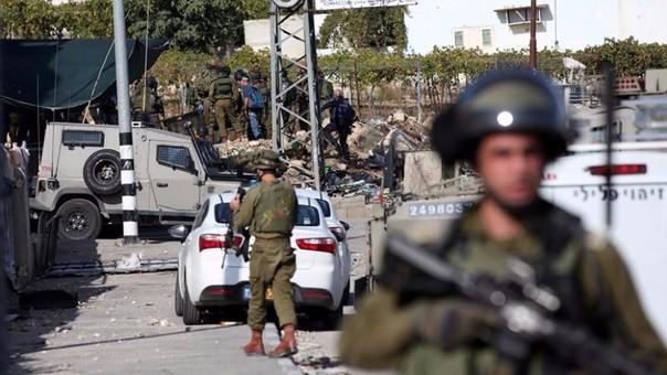 Ejército israelí custodia una zona de Jerusalén tras enfrentamientos