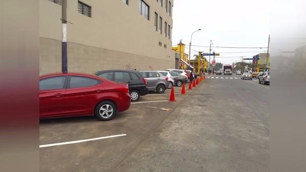 Estacionamientos públicos