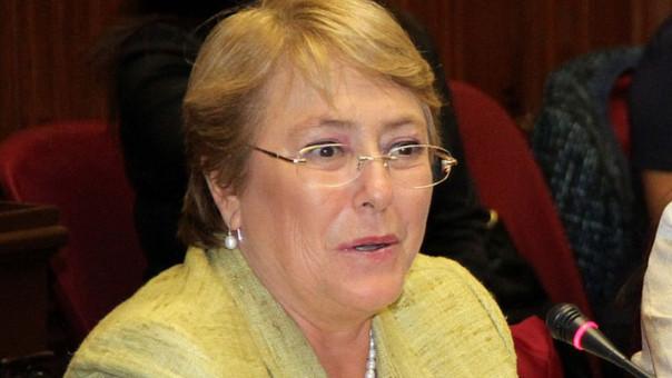 Michelle Bachelet_Chile