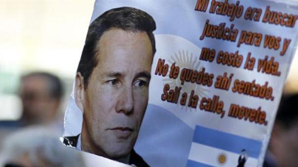Fiscal argentino Alberto Nisman