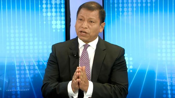 Daniel Maurate, ministro de Trabajo.