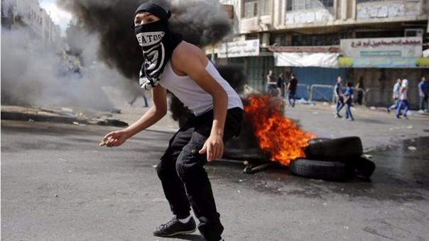 Disturbios en Jerusalén entre Israel y Palestina